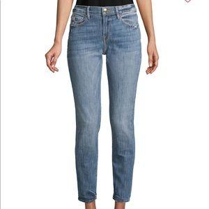 Frame Denim Le Boy High Rise Boyfriend Jeans